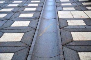 тротуарная плитка водостоки