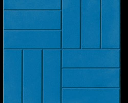 12 кирпичей синий
