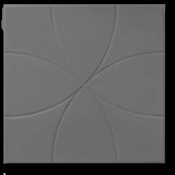 Цветок серый