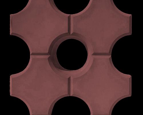 Эко коричневый