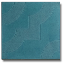 Тротуарная плитка Фантазия синий