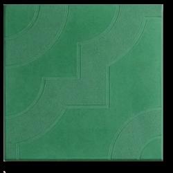 Тротуарная плитка Фантазия зеленый