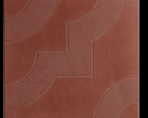 Тротуарная плитка Фантазия каричневый