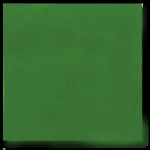Тротуарная плитка гладкая зеленый