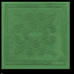 Квадрат Краковский зеленый