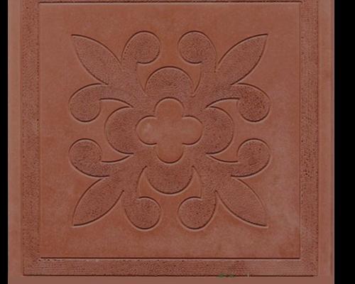 Квадрат Краковский коричневый