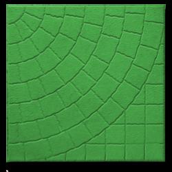 Колодец зеленый