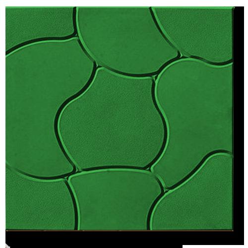 Облако зеленый