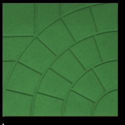 Паутина зеленый