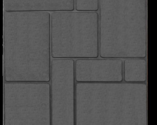 Тротуарная плитка шоколадка серий