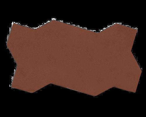 Волна коричневый