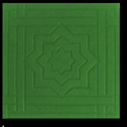 Звездочка зеленый
