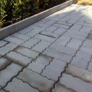 тротуарная плитка бордюры