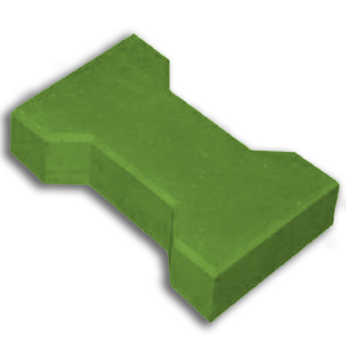 Катушка зеленый