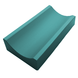 тротуарная плитка водостоки синий